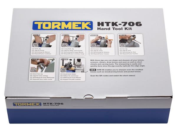 Tormek HTK-706 Haus- & Heimpaket