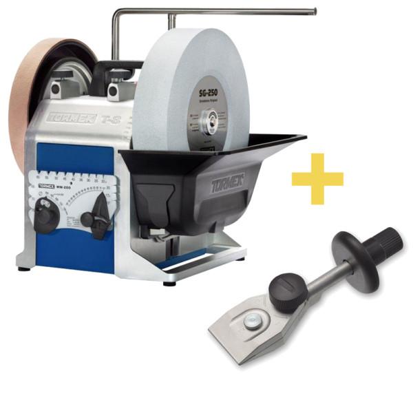 Tormek® T8 inkl. SVM-45 Vorrichtung