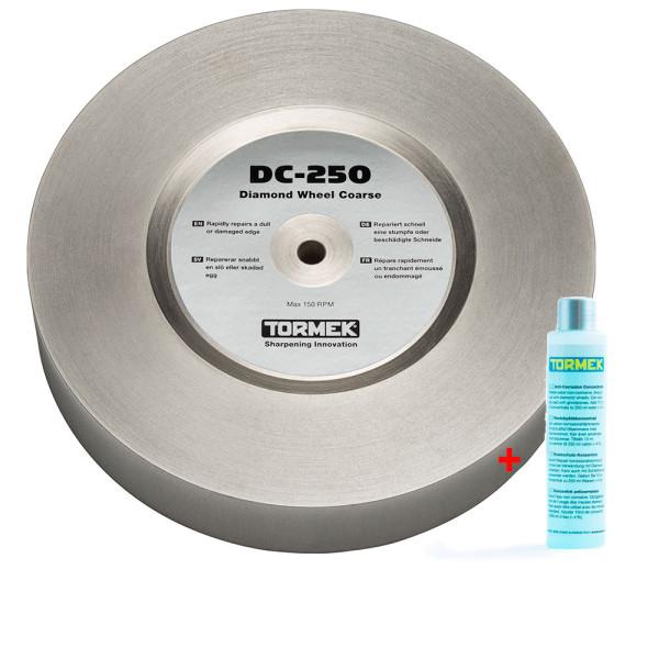 Tormek Diamantschleifscheibe DC-250 grob - Körnung 360
