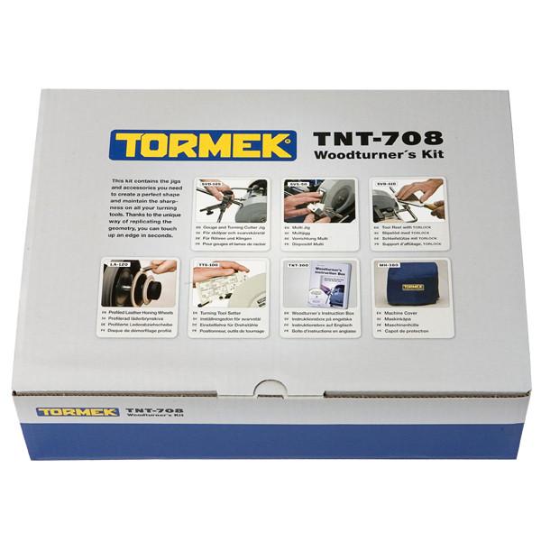 Tormek® TNT-708 Zubehörsatz für Drechsler
